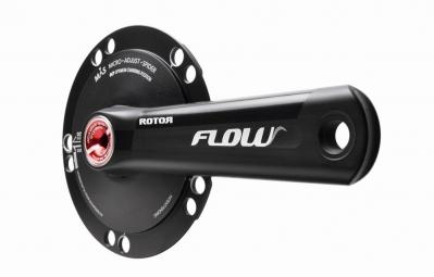 rotor pedalier flow aero entraxe 130mm sans boitier