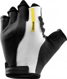 mavic paire de gants ksyrium pro noir blanc