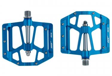 ht pedales plates ae02 bleu