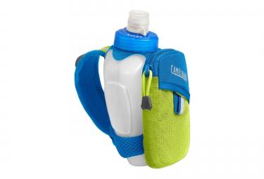 bouteille a main camelbak arc quick grip 300ml vert bleu