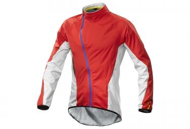 mavic veste cosmic pro h20 rouge