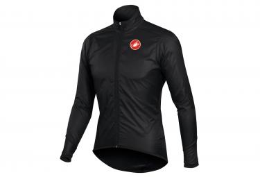 castelli veste impermeable squadra noir