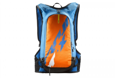 mavic sac d hydratation crossmax 15 l bleu orange