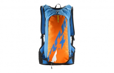 mavic sac hydratation crossmax 8 5 l bleu orange