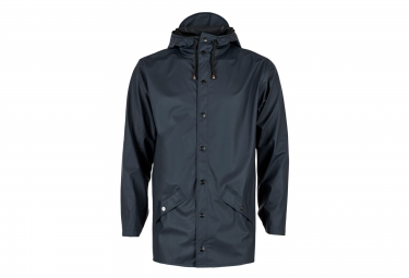 rains veste jacket bleu
