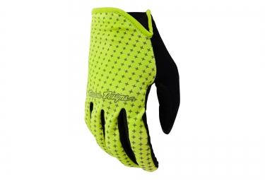 troy lee designs 2016 gants sprint jaune