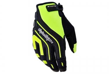 troy lee designs 2016 gants ruckus jaune
