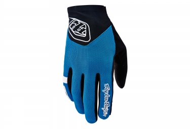 troy lee designs 2016 gants ace bleu