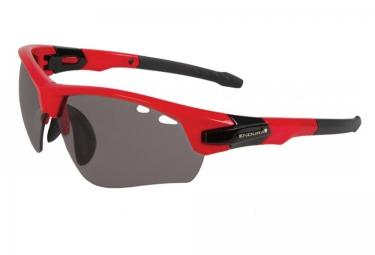 endura lunettes vtt 2 verres char red