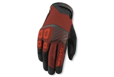 dakine 2016 paire de gants sentinel rouge