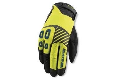 dakine 2016 paire de gants sentinel jaune