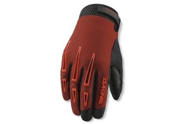 dakine 2016 paire de gants traverse rouge