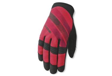 dakine paire de gants femme covert rose