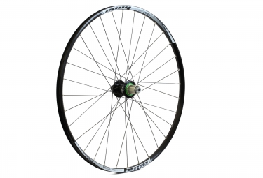 hope roue arriere tech xc pro 4 27 5 32 rayons axe 12x142 mm noir