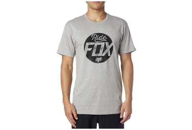 fox t shirt turnstile gris