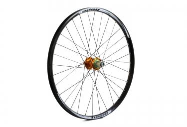roue arriere hope tech enduro pro 4 27 5 9x135mm orange