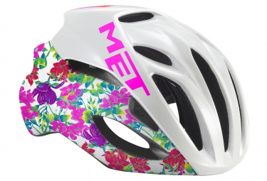casque met rivale 2016 fleur