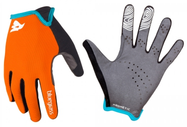 bluegrass 2016 paire de gants magnete lite orange