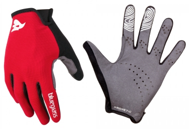 bluegrass 2016 paire de gants magnete lite rouge