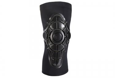 g form pro x genouilleres knee pads noir gris