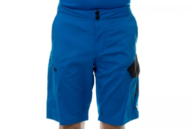 fox short giant ranger 10 bleu