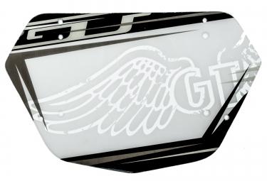 gt plaque mini number plate gris