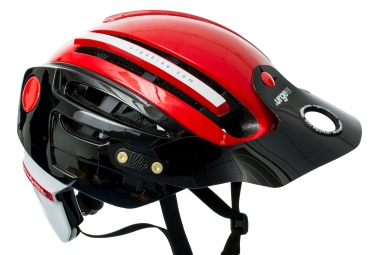 casque urge endur o matic 2 2016 noir rouge