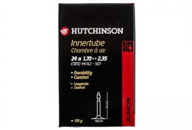 hutchinson chambre a air standard 24 x 1 70 a 2 35 presta 32mm