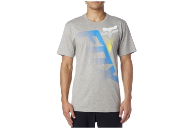 fox t shirt digitize gris