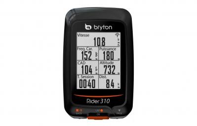 bryton compteur gps rider 310e