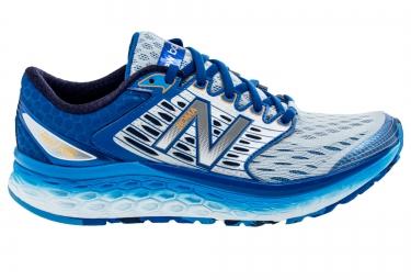 new balance w 1080 marathon de rome femme bleu blanc
