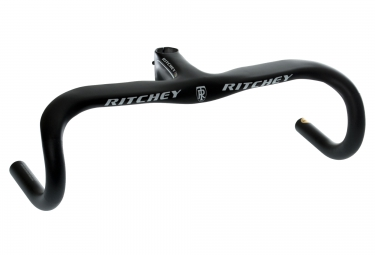ritchey 2016 combo cintre potence route solostreem 42 100mm carbon wcs noir