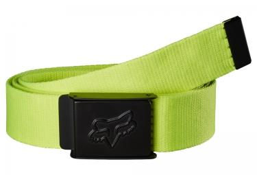 fox ceinture manipulation jaune fluo
