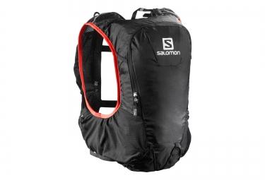 salomon sac skin pro 10 set noir rouge