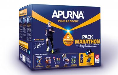 apurna pack marathon 2016