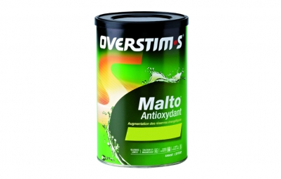 overstims boisson energetique malto antioxydant the peche 500g
