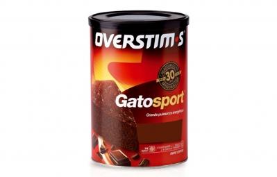 overstims gateau gatosport chocolat noir intense 400g