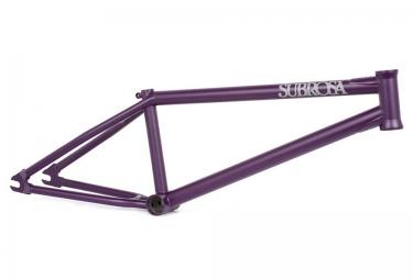 subrosa cadre noster iii violet mat