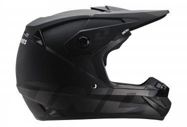 one industries casque integral atom stealth noir