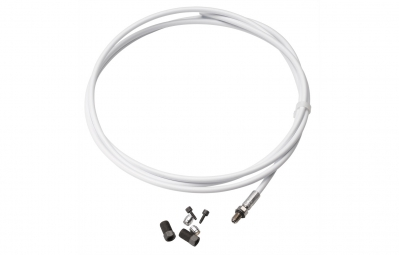 sram kit durite freins pour guide ultimate 2000mm blanc