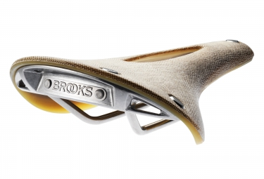 brooks selle cambium c17 s carved beige femme