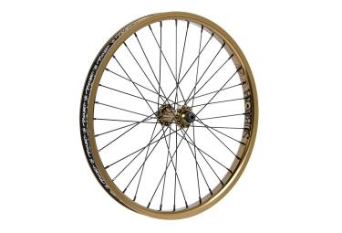 subrosa roue avant turbo bronze