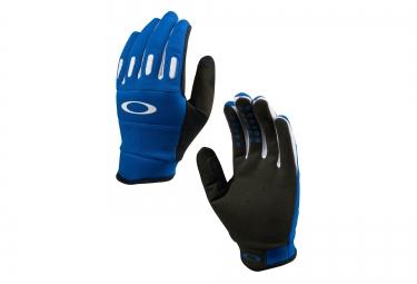 oakley gants factory 2 0 bleu