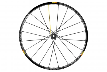 mavic roue avant crossmax sl pro 29 av 15 mm 6 trous