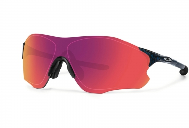 oakley lunettes evzero path bleu rouge iridium ref oo9308 02