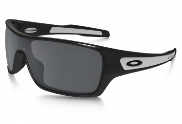 oakley lunettes turbine rotor granite black iridium polarized ref oo9307 05