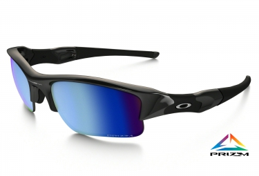 oakley lunettes prizm h2o deep flak jacket xlj noir prizm polarized ref oo9009 11