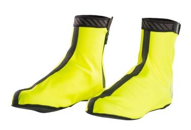 bontrager sur chaussures route rxl stormshell jaune