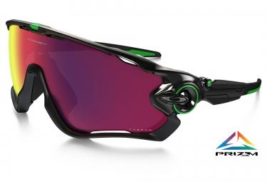 oakley paire de lunettes cavendish prizm road jawbreaker black prizm road ref oo9290
