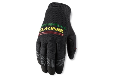 dakine paire de gants covert noir